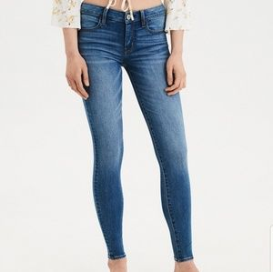 American Eagle next level jeggings